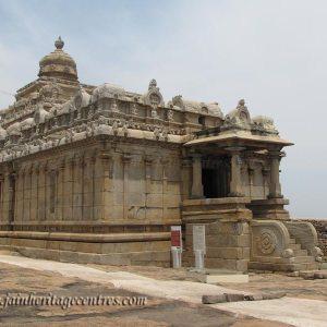 Chavundaraya Basadi, Chandragiri Hillock, Shravanabelagola.