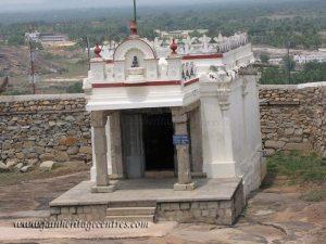 Sri Suparshwanath Basadi, Chandragiri Hillock, Shravanabelagola.