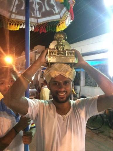 24 Tirthankaras Sarvahna Yaksha Pooja