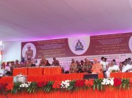 Acharya-Vardhamansagarji-Maharaj-Mangala-Pravesha-Shravanabelagola-Bahubali-Mahamasthakabhisheka-Mahamastakabhisheka-2018-027