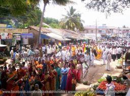 Mahamastakabhisheka-2006-Acharya-Sri-Vardhamansagarji-Maharaj-Mangala-Pravesh-0004