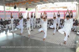 Shravanabelagola-Bahubali-Mahamasthakabhisheka-Mahamastakabhisheka-2018-International-Yoga-day-Celebration-0002