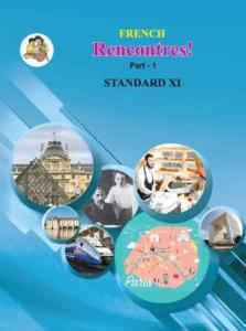 11th state board book Learn French
