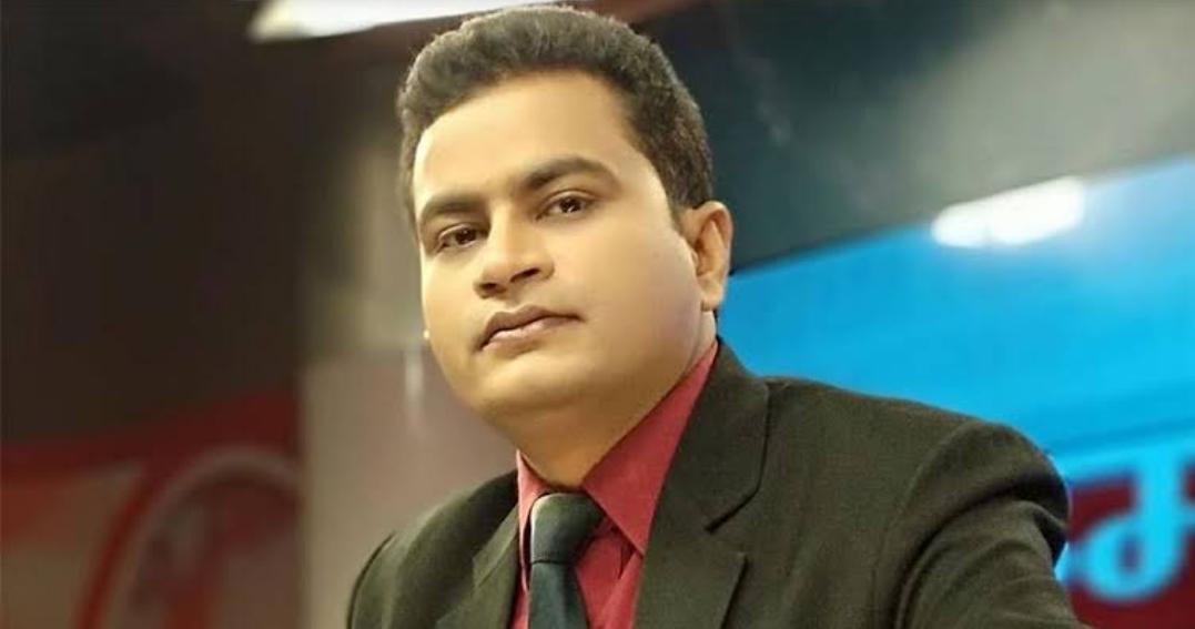रिपब्लिक भारत के पत्रकार विकास शर्मा का निधन