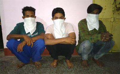 रामनगर में हत्या का खुलासा : काशीपुर के युवक सहित 3 गिरफ्तार