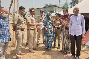 गजब : अर्द्ध कुंभ में बिछड़ी महिला इस कुंभ में अपनों से मिली