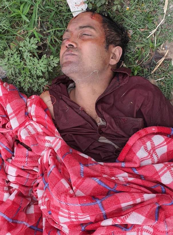 रामनगर में मिला अज्ञात व्यक्ति का शव, मचा हड़कंप