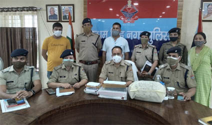 रुद्रपुर में सेक्स रैकेट का भंडाफोड़, 5 महिला व 5 पुरुष गिरफ्तार