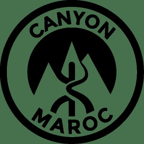 Logo Canyon Maroc, ils m'ont fait confiance, page accueil