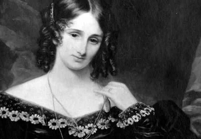 mary shelley biografia