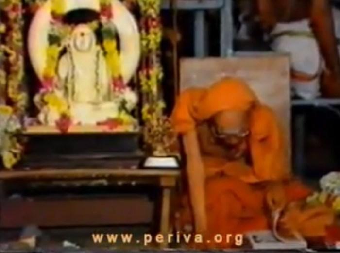 Him and Adi Shankara