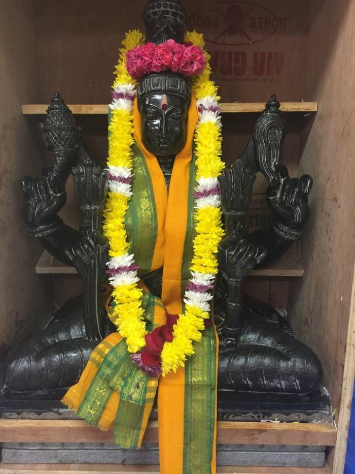 Santa Clara Kamakshi