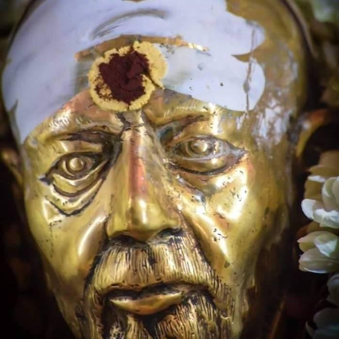 Periyava Close-Up