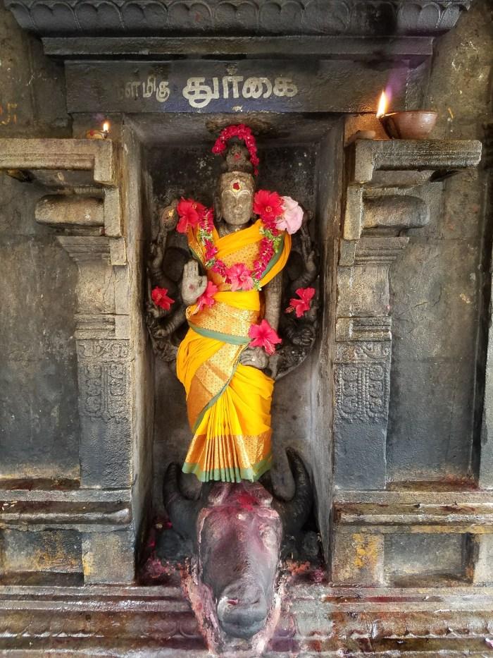 Tirumeyachur-Durga