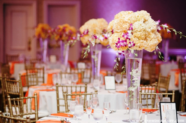 Whimsical Indian Wedding Reception By Events Capture, New