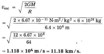 Maharashtra Board Class 10 Science Solutions Part 1 Chapter 1 Gravitation 63