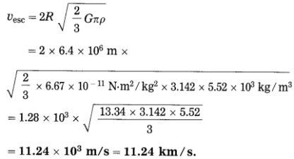 Maharashtra Board Class 10 Science Solutions Part 1 Chapter 1 Gravitation 64