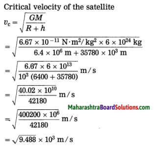 Maharashtra Board Class 10 Science Solutions Part 1 Chapter 10 Space Missions 16
