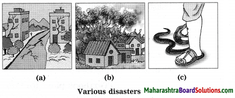 Maharashtra Board Class 10 Science Solutions Part 2 Chapter 10 Disaster Management 14