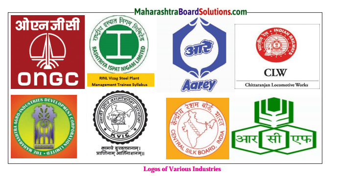 Maharashtra Board Class 10 Geography Solutions Chapter 8 Economy and Occupations 13