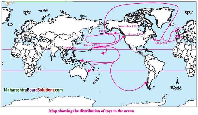 Maharashtra Board Class 8 Geography Solutions Chapter 5 Ocean Currents 4