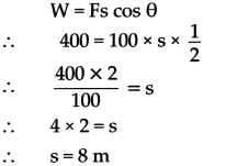 Maharashtra Board Class 9 Science Solutions Chapter 2 Work and Energy 8