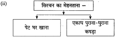 Maharashtra Board Class 10 Hindi Solutions Chapter 10 ठेस 12