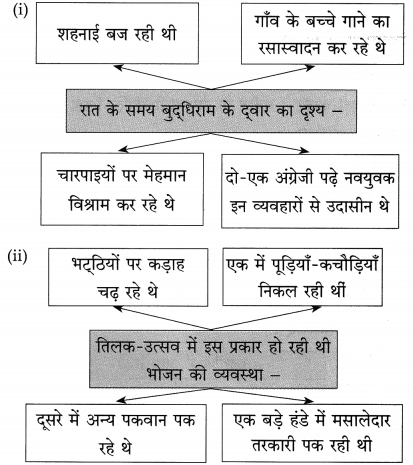 Maharashtra Board Class 10 Hindi Solutions Chapter 10 बूढ़ी काकी 11