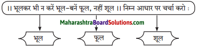 Maharashtra Board Class 7 Hindi Solutions Chapter 2 फूल और काँटे 8