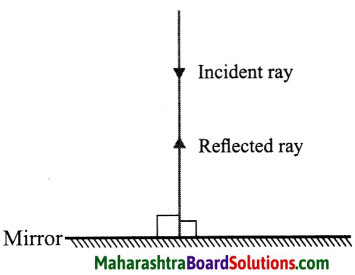 Maharashtra Board Class 8 Science Solutions Chapter 16 Reflection of Light 6
