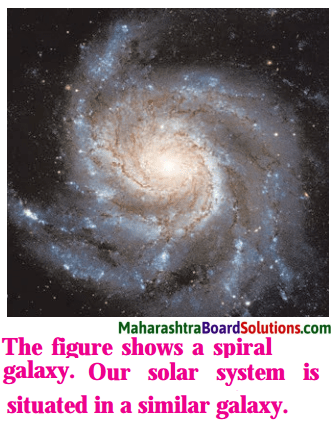 Maharashtra Board Class 8 Science Solutions Chapter 19 Life Cycle of Stars 1.2