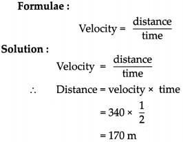 Maharashtra Board Class 9 Science Solutions Chapter 12 Study of Sound 9