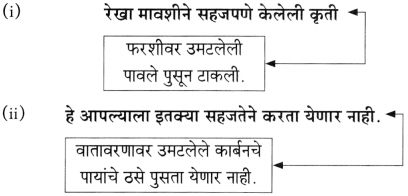 Maharashtra Board Class 10 Marathi Aksharbharati Solutions Chapter 7 फूटप्रिन्टस 32
