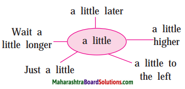Maharashtra Board Class 9 My English Coursebook Solutions Chapter 1.1 Walk a Little Slower 3