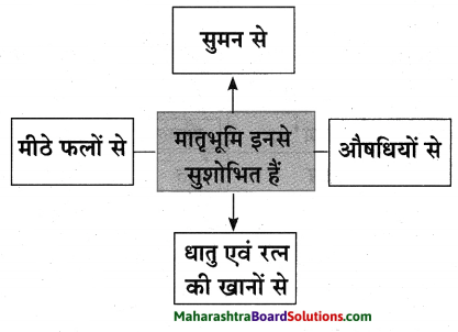 Maharashtra Board Class 10 Hindi Lokvani Solutions Chapter 1 मातृभूमि 9