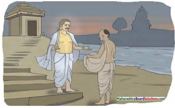 Maharashtra Board Class 10 Sanskrit Amod Solutions Chapter 7 संस्कृतनाट्यस्तबकः 3