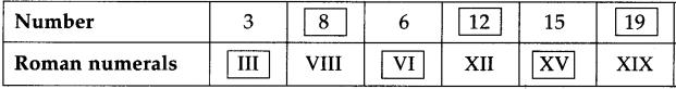 Maharashtra Board Class 5 Maths Solutions Chapter 1 Roman Numerals Problem Set 1 11