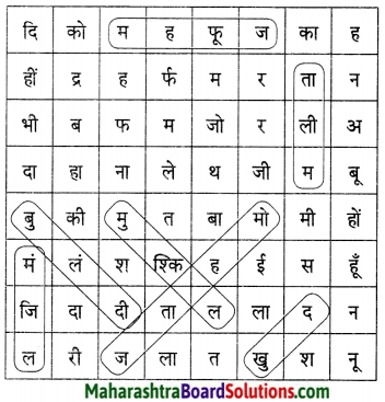 Maharashtra Board Class 9 Hindi Lokvani Solutions Chapter 5 उम्मीद 4