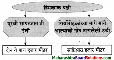 Maharashtra Board Class 9 Marathi Aksharbharati Solutions Chapter 11 आभाळातल्या पाऊलवाटा 26