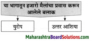 Maharashtra Board Class 9 Marathi Aksharbharati Solutions Chapter 11 आभाळातल्या पाऊलवाटा 5