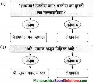 Maharashtra Board Class 9 Marathi Aksharbharati Solutions Chapter 15 माझे शिक्षक व संस्कार 17