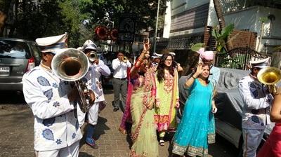 Brass Band Welcome To Maharashtra Dosti Brass Band