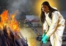 तेजस्विनी पंडितने कोरोना काळात मृतांना अग्नी देणा-या unsung heros ना केली मानवंदना