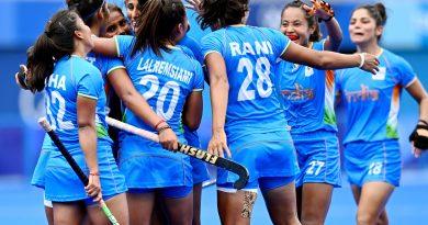 Tokyo Olympic 2020 -21 भारतीय महिला हॉकी संघाची उपांत्य फेरीत धडक