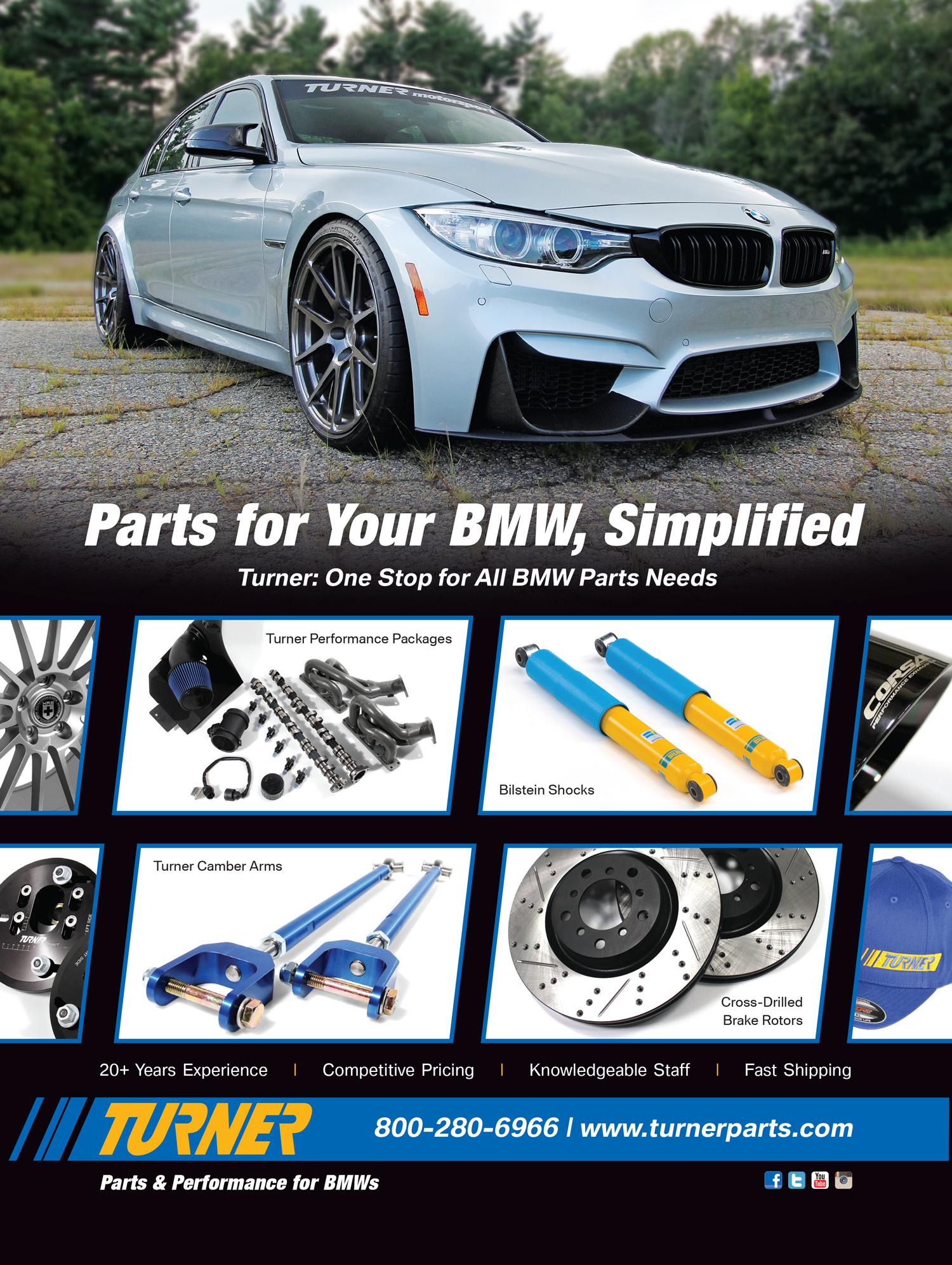 Bimmer Magazine Ad
