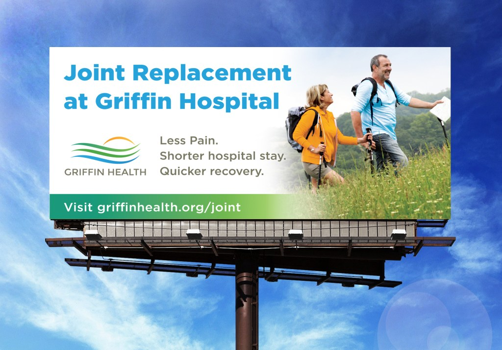 Joint Replacement Ad Campaign