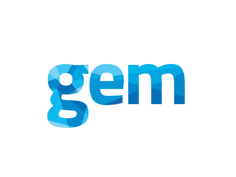 GEM Advertising Logo Update