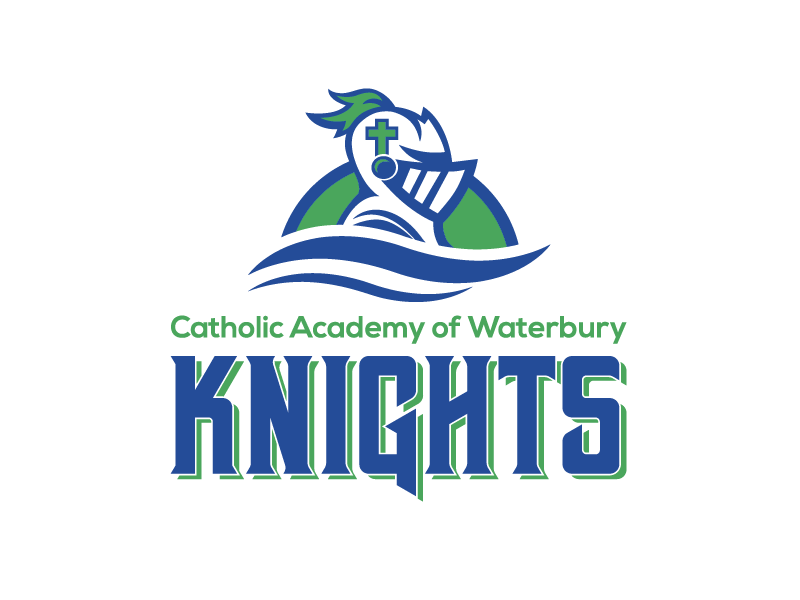 Catholic Academy of Waterbury Knights Logo