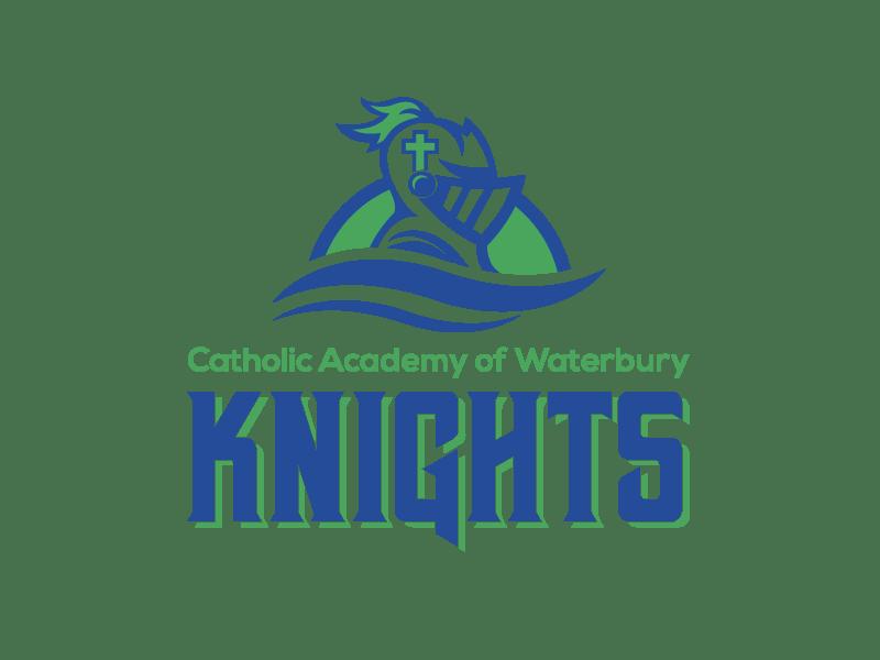 Catholic Academy of Waterbury Knights Logo