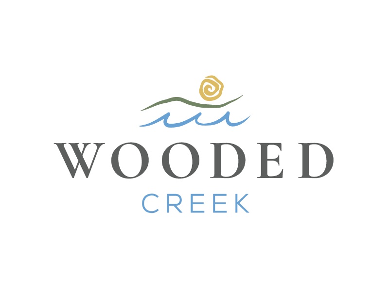 Wooded Creek Logo